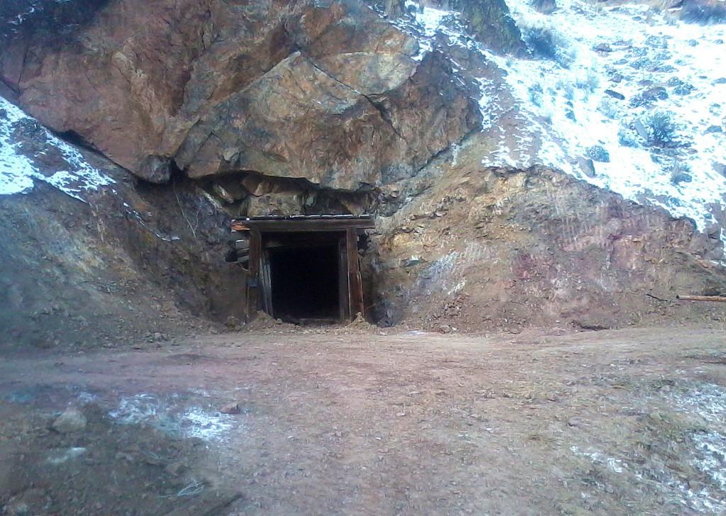 Bayhorse Mine Adit