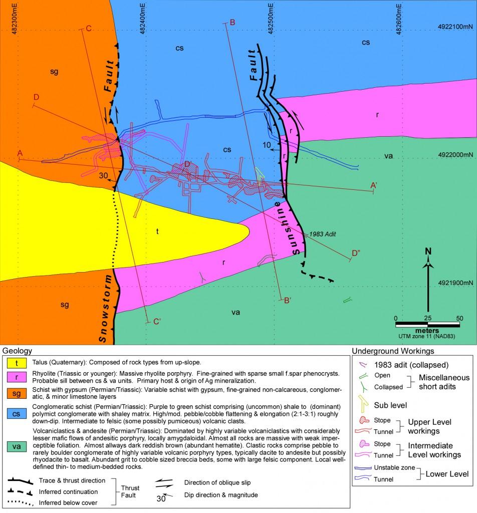 2014-04-02 Conway Bayhorse Geology