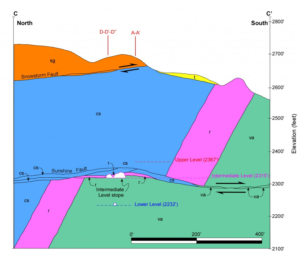 2014-04-02 Conway Bayhorse Geology Section C